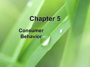 Lecture Slides Chapter 5