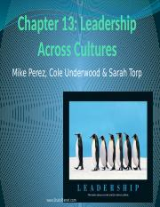 leadershipacrossculture-131010061133-phpapp02