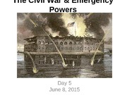 L5 - The Civil War & Emergency Power (2)