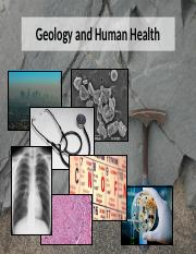 Lecture 14 - Geology and Health-2.ppt