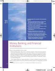 CHAPTER 14 MONEY, BANKING, AND FINANCIAL INSTITUTIONS.pdf