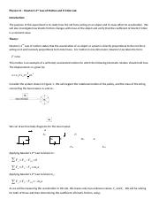 Physics 12 - Newtons Law Lab 3.docx