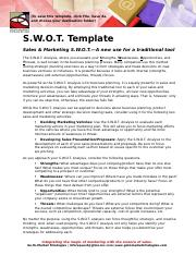 SWOTTemplate.doc