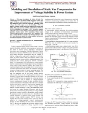 Modeling-and-Simulation-of-Static-Var-Compensator-for-Improvement-of-Voltage-Stability-in-Power-Syst