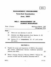 Finance and management (7)