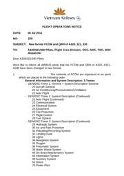 41.FLIGHT OPERATIONS NOTICES-228