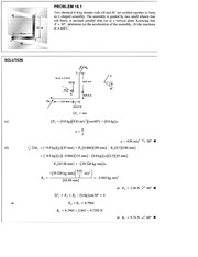 vector mechanics for eng dynamics 7thed chapt16 soln