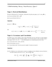 Sample Midterm1 Solution