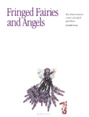 Brick stitch - Fringed fairies and angels