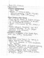 Midterm Review Sheet Written Answers