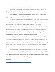 HIST 1112 Luxembourg Written Report.docx