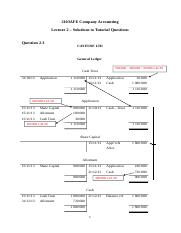 MGT 521 Week 6 Individual Assignment Planning and Measuring Performance Answer