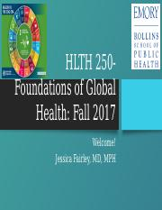 What is global health (1).pptx