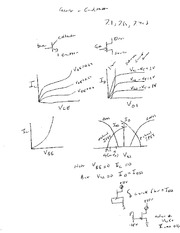Study Guide on FET Transistors
