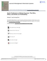 Early Predictions of Movie Success The Who What and When of Profitability.pdf