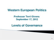 Europe Lecture 9-17-12