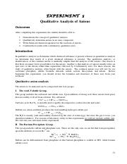 CHEM_103_Exp_05_Qualitative_ Analysis_ of_ Anions