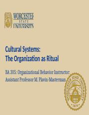 Lecture 1.2 Cultural Systems(1) (1)