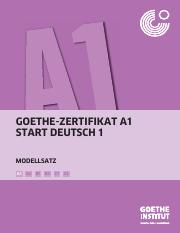 A2sd2modellsatz201303web Goethe Zertifikat A2 Start Deutsch 2