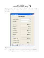 CS4 Employee Pay Calculator - 20 points.docx