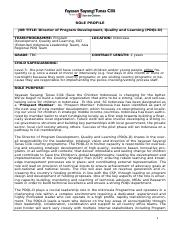 Director - Program Development, Quality and Learning_0.doc