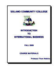 Bus 60 Syllabus - Fall 2009-TuTh_11