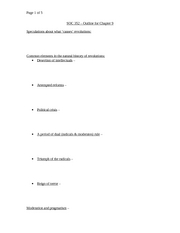 Student outline 9