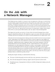 Chapter-2-On-the-Job-with-a-Network-Manager