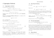 optimization mathematics and programming