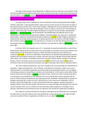 an analysis of the topic of the bill of rights First amendment paper the first amendment is part of the bill of rights   analysis of the fifth amendment katrina krolak, katia denis and dan mullen   topic the first amendment and christmas trees in the workplace and public  arena.