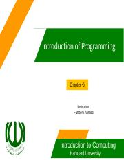 6-Introduction of Programming.ppt
