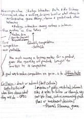 Strategic Management Class Notes 8