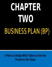 Chapter 2 Business Plan.ppt