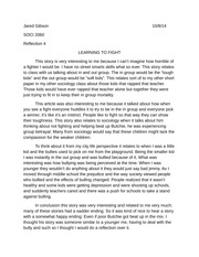 Jared Gibson 2060 Short paper 4