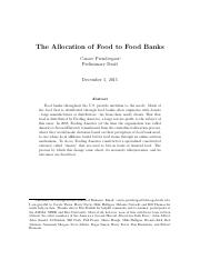 Prendergast+-+The+Allocation+of+Food+to+Food+Banks