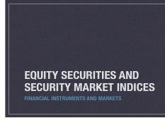 FIM_Tutorial_2_EquitySecurities