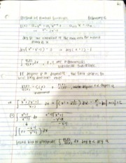 Method of partial functions lecture