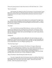 Titles and opening sentences taken from articles in The New Yorker (2).docx