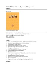 EMEN-5010-Introduction-to-Engineering-Management-Syllabus-March-2012