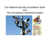 11 Surveillance Technology and The National Security State1