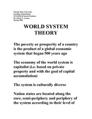 WORLD_SYSTEM_THEORY