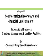 20071126_Ch_10_International_Monetary_En.ppt