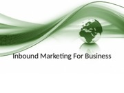Inbound Marketing. Social and Mobile Marketing.pptx