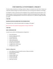 CMIT ESSENTIAL OF NETWORKING 2 PROJECT.pdf