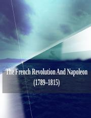 The_French_Revolution_And_Napoleon.ppt