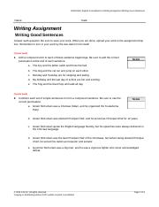 2_10_Writing_Good_Sentences_englishiib_student_assignment.doc