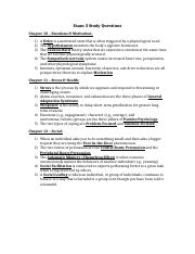 PSYC Exam 3 Study Questions.docx