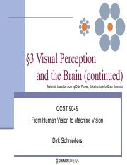 3. Visual Perception and the Brain (continued).pdf
