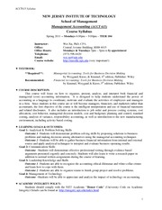 ACCT615_Syllabus_Spring_2011_WX_M_REVISED