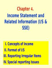 MGA301 Ch4-Lecture IS&SSE.ppt